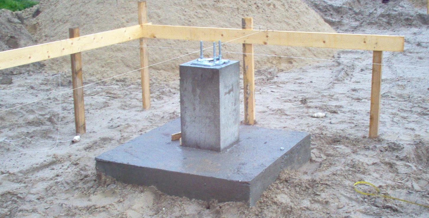 Verwonderend beton fundering nodig, bel MP Betonwerk voor Drenthe, Overijssel PQ-73